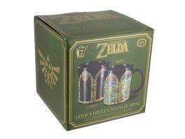 Zelda Link s Farbwechsel Becher