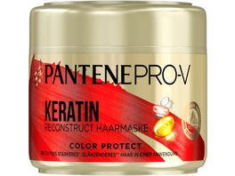 Pantene Pro V Color Protect Keratin Reconstruct Haarmaske