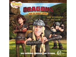 Dragons 28 HSP z TV Serie Die Werwolf Fluegler