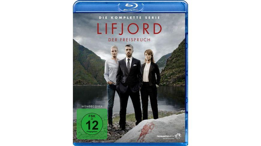 Lifjord Der Freispruch Staffel 1 2 4 BRs