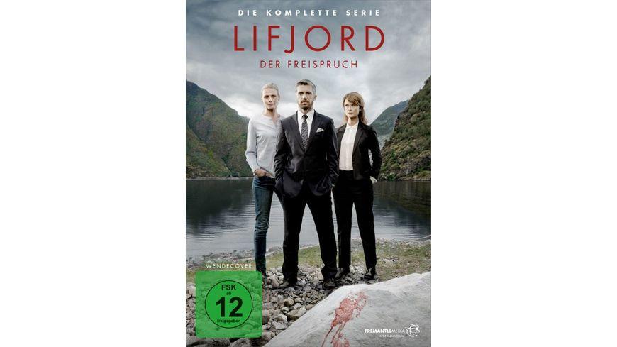 Lifjord Der Freispruch Staffel 1 2 5 DVDs