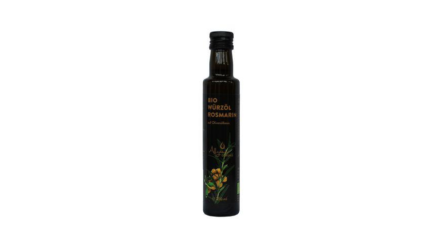 Allgaeuer Oelmuehle Olive Rosmarinoel