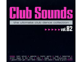 Club Sounds Vol 82