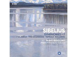 Sinfonien 1 7 Finlandia Kullervo