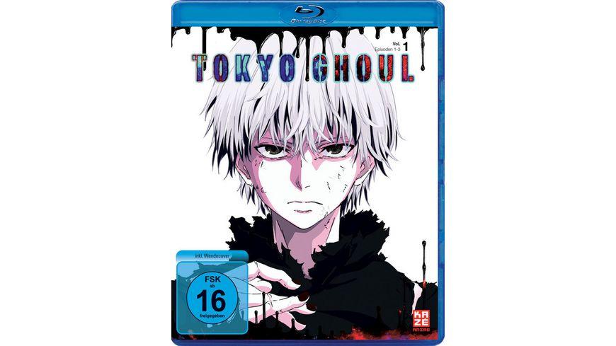 Tokyo Ghoul Vol 1
