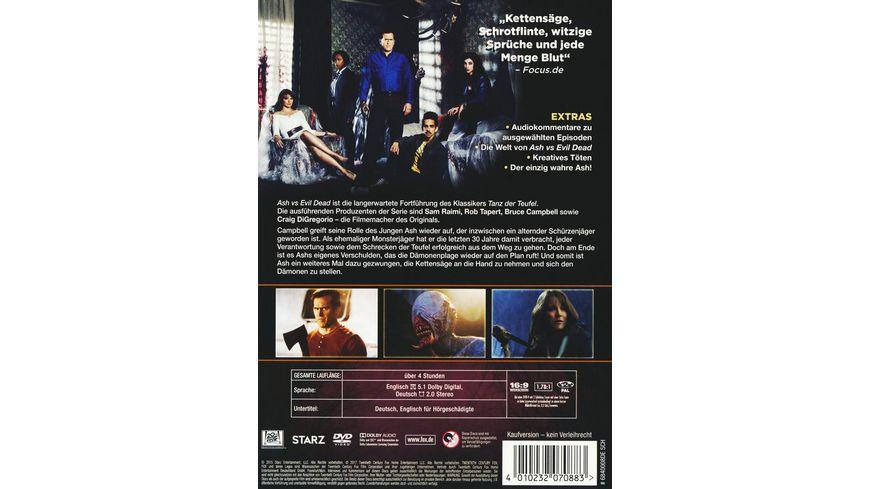 Ash vs Evil Dead Season 1 2 DVDs