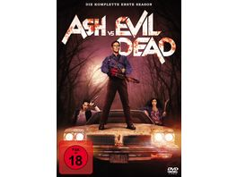 Ash vs Evil Dead Season 1 2 DVDs