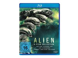 Alien 1 6 6 BRs