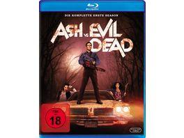 Ash vs Evil Dead Season 1 2 BRs