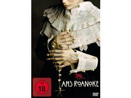 American Horror Story Season 6 Roanoke 3 DVDs