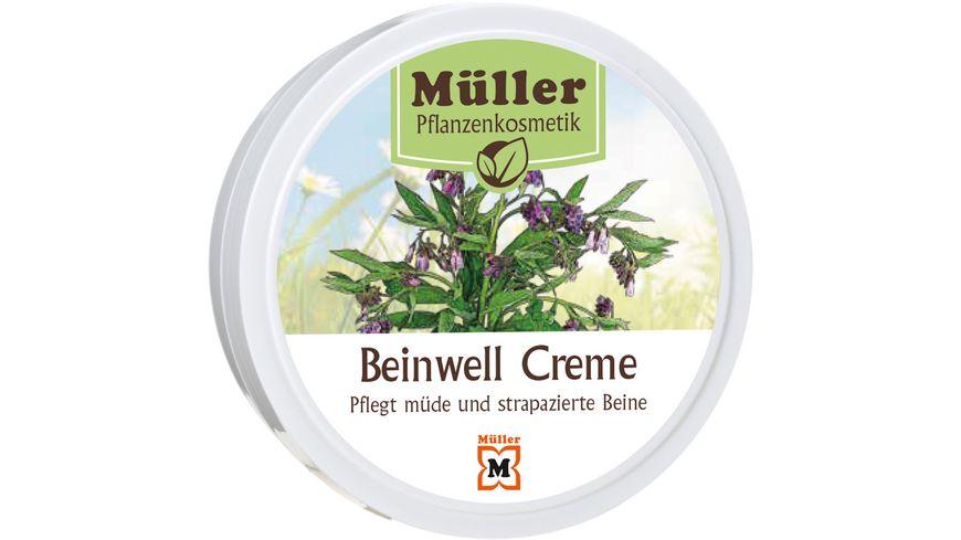 Mueller Pflanzenkosmetik Beinwellcreme