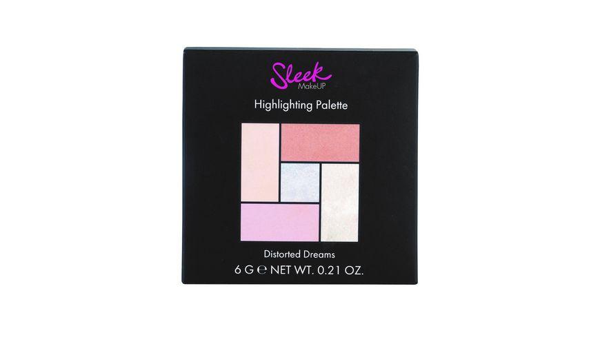 Sleek Highlighting Palette Distorted Dreams