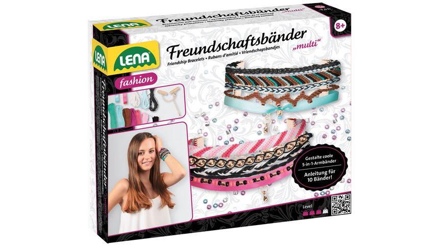 Lena 42116 Bastelset Freundschaftsbaender