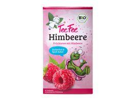 TeeFee Bio Fruechtetee Himbeere
