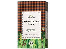 Herbaria Schwarzer Tee Assam bio