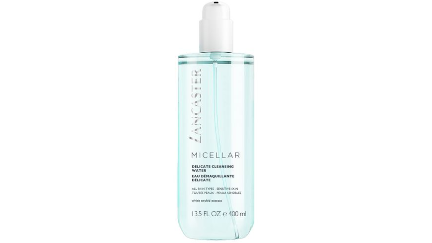 LANCASTER Micellar Delicate Cleansing Water
