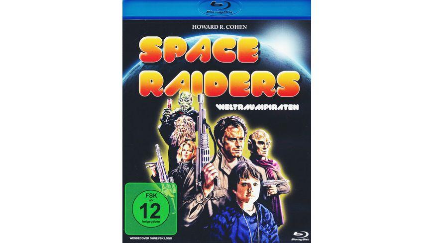 Space Raiders Die Weltraumpiraten