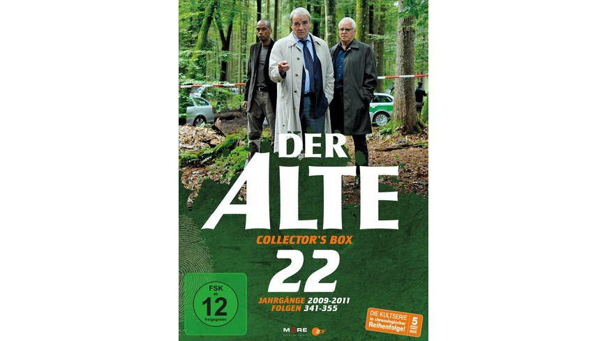 Der Alte Collector s Box Vol 22 Folge 341 355 5 DVDs