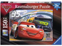 Ravensburger Puzzle Cars 3 Rasantes Rennen 150 XXL Teile