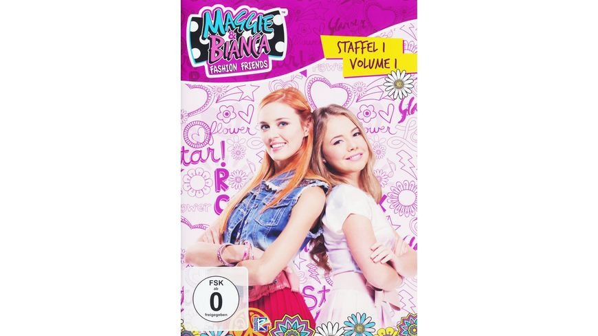 Maggie Bianca Fashion Friends Staffel 1 1