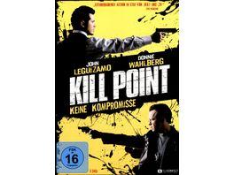 Kill Point Vol 1 3 3 DVDs