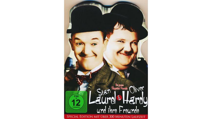Stan Laurel Oliver Hardy Und ihre Freunde