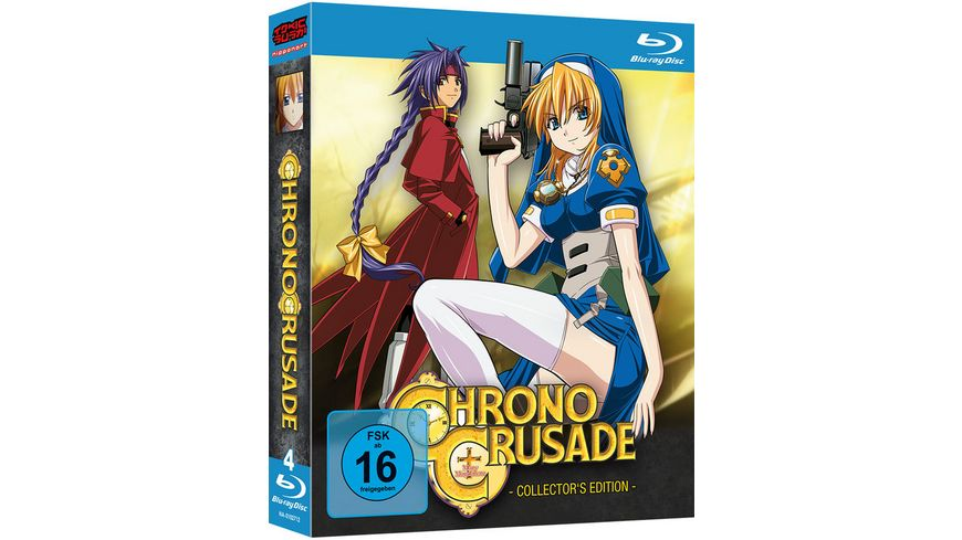 Chrono Crusade Box 4 BRs