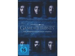 Game of Thrones Staffel 6 5 DVDs