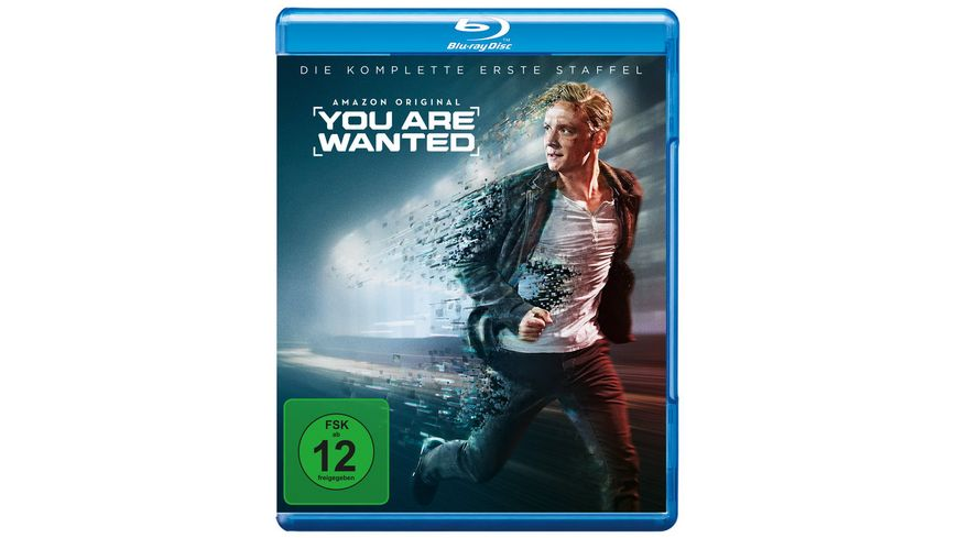 You are wanted Die komplette 1 Staffel 2 BRs