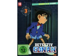 Detektiv Conan TV Serie DVD Box 3 Episoden 69 102 6 DVDs