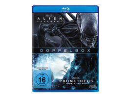 Prometheus Alien Covenant 2 BRs