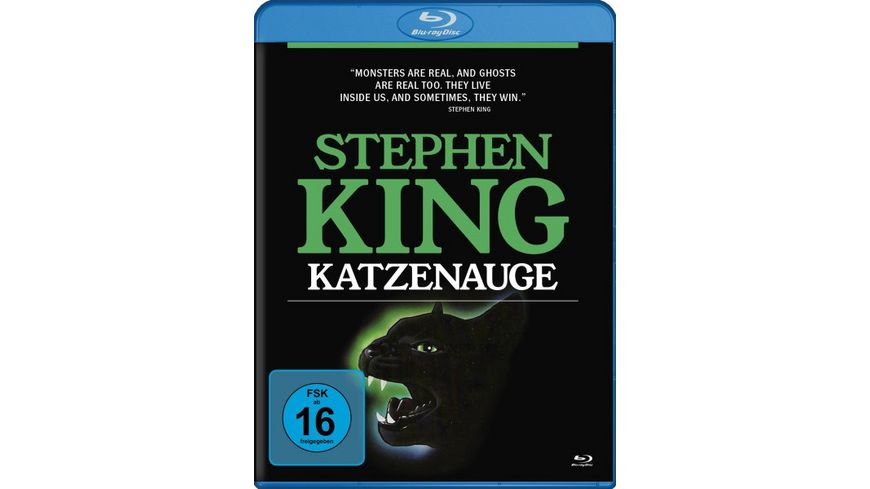 Stephen King Katzenauge