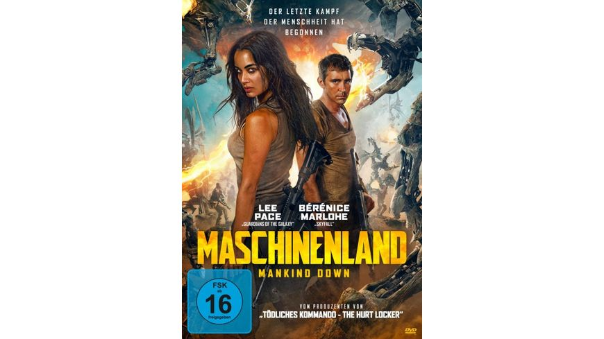 Maschinenland Mankind Down