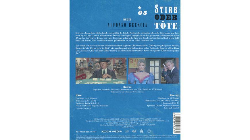 Stirb oder toete Westernhelden 6 DVD