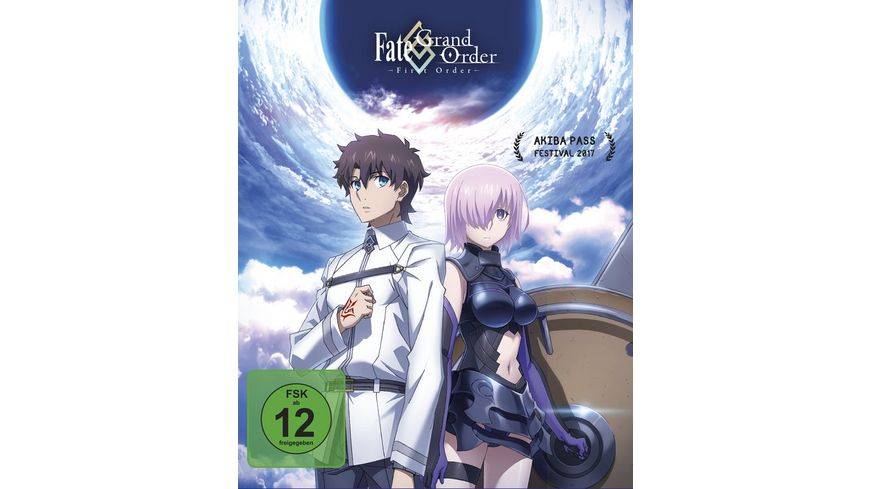Fate Grand Order First Order inkl Booklet