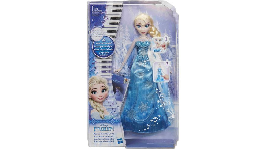 hasbro disney eisk nigin die eisk nigin zaubermelodie elsa online bestellen m ller. Black Bedroom Furniture Sets. Home Design Ideas