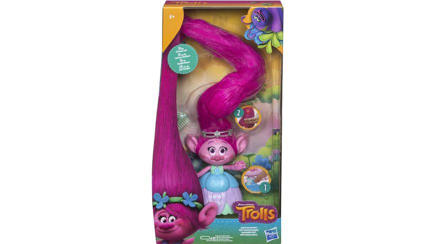 Hasbro Trolls Haarzauber Poppy
