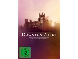 Downton Abbey Die komplette Serie 23 DVDs 3 Bonus DVDs