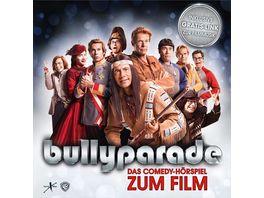 Bullyparade Das Comedy Hoerspiel zum Film