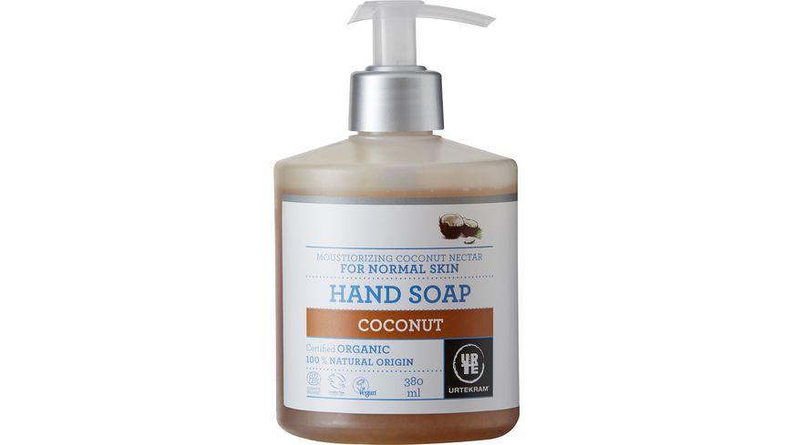 URTEKRAM Fluessige Handseife Kokos