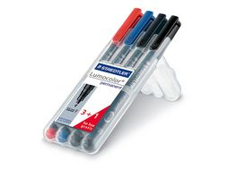 STAEDTLER Lumocolor permanent pen 318 0 6 mm