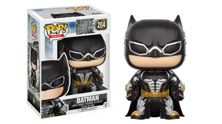 Funko Pop Heroes Justice League Batman