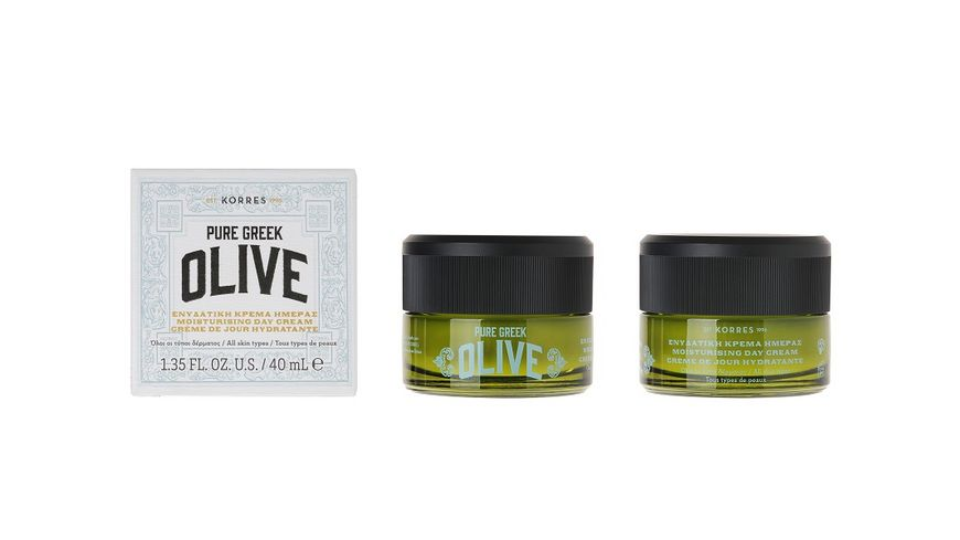 KORRES Olive Feuchtigkeitsspendende Tagescreme