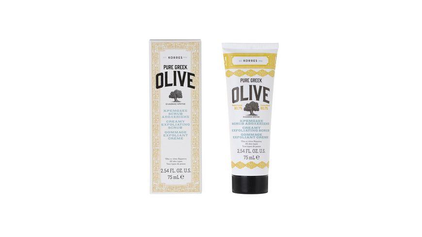 KORRES Olive Creme Peeling