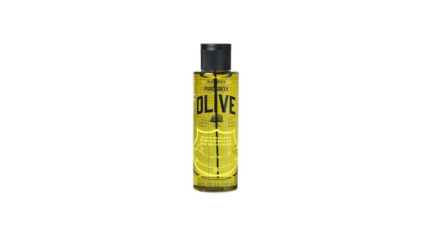 KORRES Olive Olive Blossom Eau De Cologne