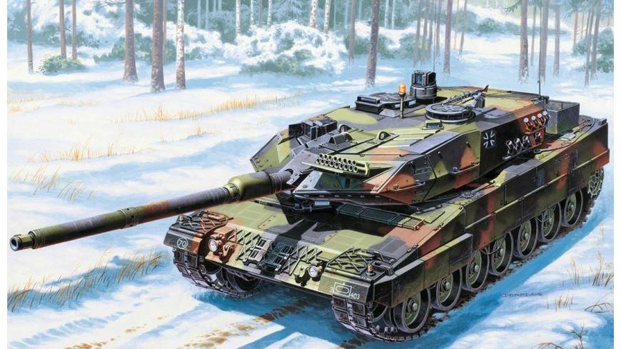 Italeri 6435 Leopard 2A6 1 35