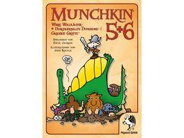 Pegasus Munchkin 5 6 6 5