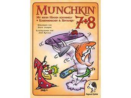 Pegasus Munchkin 7 8