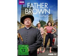 Father Brown Staffel 5 4 DVDs