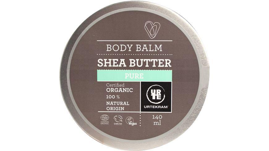 URTEKRAM Shea Butter Body Balm PURE